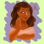 Girl of Island