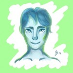 Green & Blue Guy