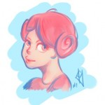 Pinkie Macaron