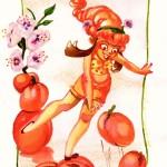 Abricote Girl