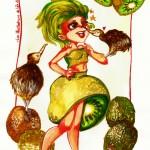 Lady Kiwi